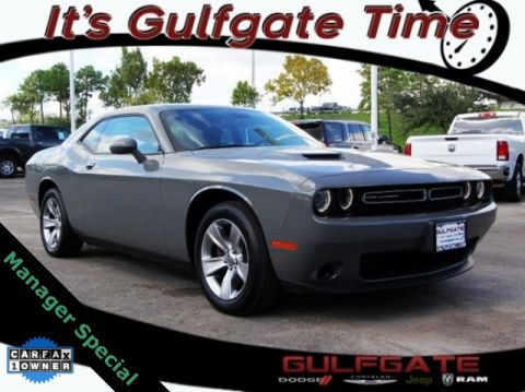 Certified Used Dodge Challenger SXT