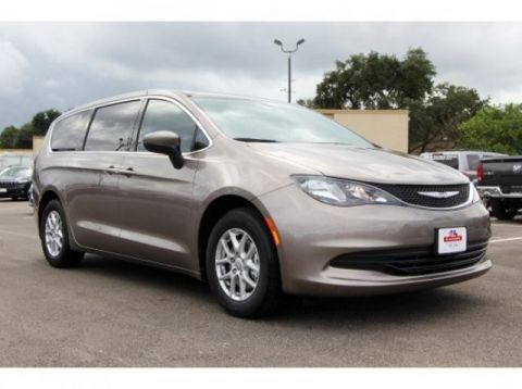 New Chrysler Pacifica LX