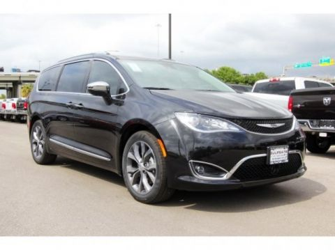 New Chrysler Pacifica Limited