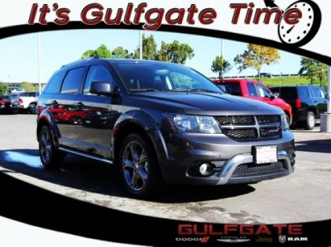 Certified Used Dodge Journey Crossroad