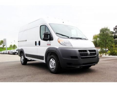 New Ram ProMaster Cargo Van Base