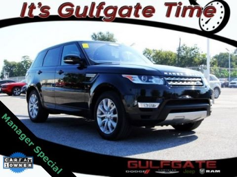 Used Land Rover Range Rover Sport 3.0L V6 Supercharged HSE