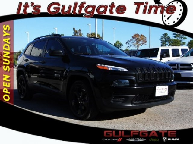 Certified Pre-Owned 2016 Jeep Cherokee Sport