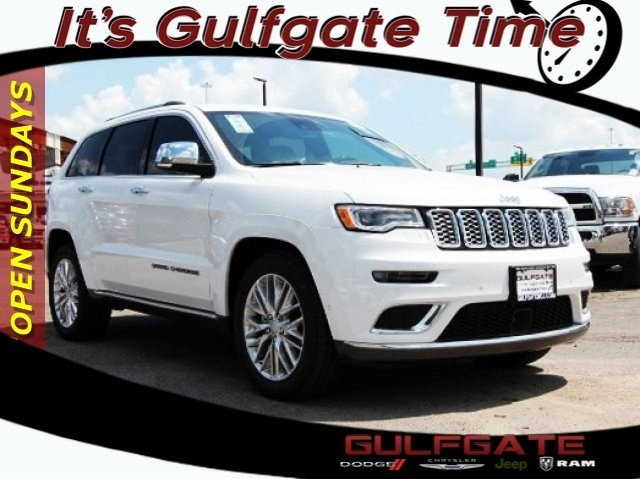168c88d5f8 New 2018 JEEP Grand Cherokee Summit Sport Utility in Houston #831146 ...