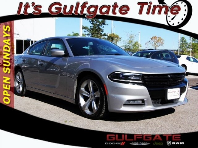 Certified Pre Owned 2017 Dodge Charger R T 4d Sedan In Houston