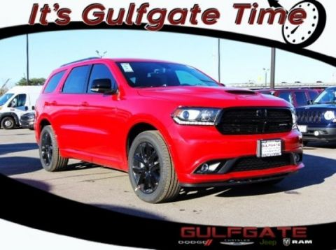 New 2018 DODGE Durango GT