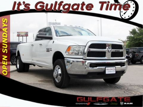 Certified Pre-Owned 2018 Ram 3500 Big Horn